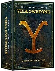 Yellowstone DVD Het Complete Seizoen 1, 2, 3 UK