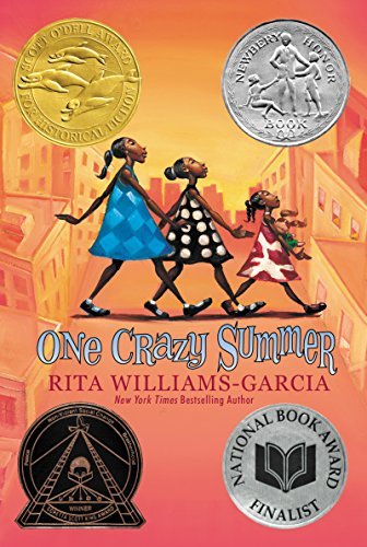 One Crazy Summer (Ala Notable Children's Books. Middle Readers Book 1) cover