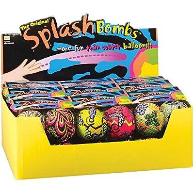 Prime Time Toys Splash Bomb (Set of 2): Toys & Games