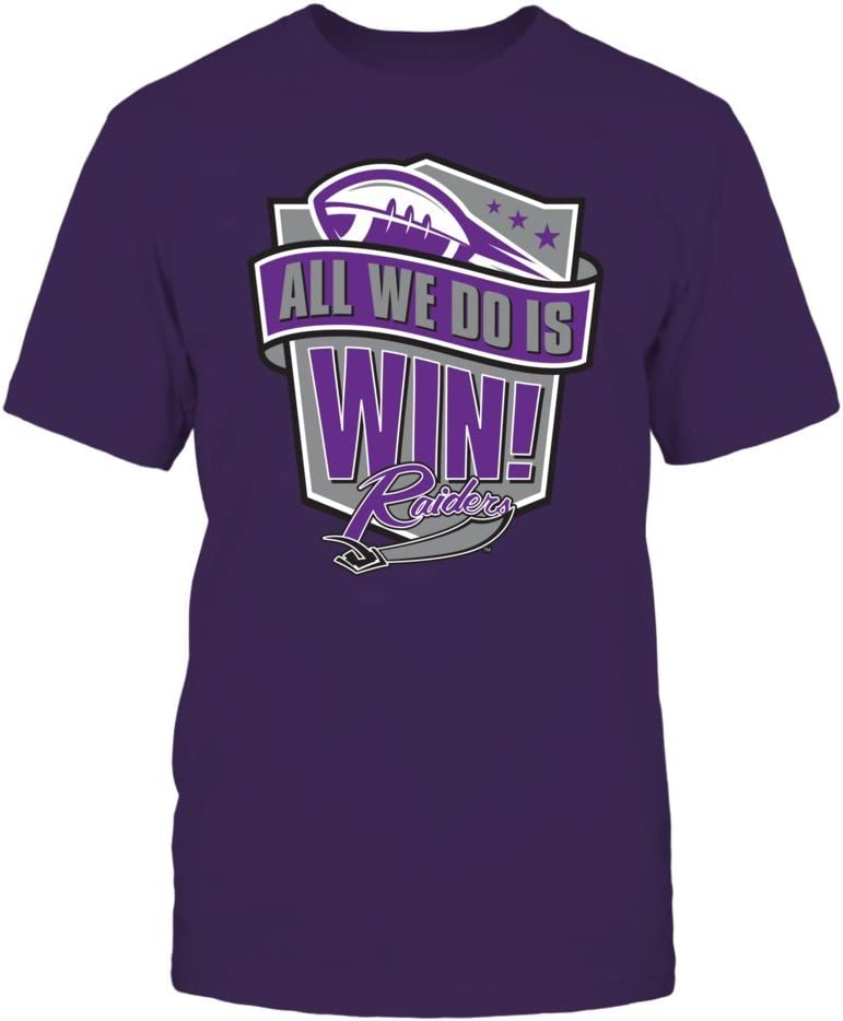 FanPrint Mount Union Raiders T-Shirt Mount Union National Championship