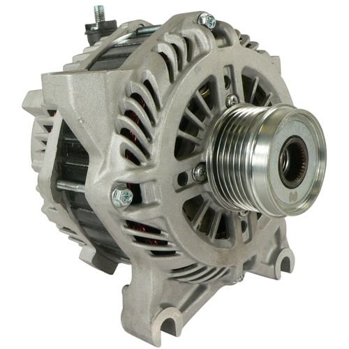 DB Electrical AMT0126 New Alternator For Ford 4.6L 4.6 Crown Victoria 04 05 06 07 08 09 10 11 2004 2005 2006 2007 2008 2009 2010 2011 Police 190A, Mercury Grand Marquis 04 2004 A4TJ0181 113747 GL-598