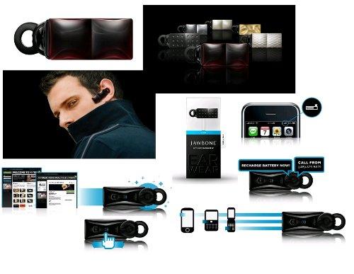 Jawbone ICON Rogue Bluetooth Headset