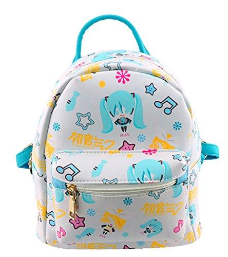Gumstyle Hatsune Miku Anime Cosplay Casual Day Bag