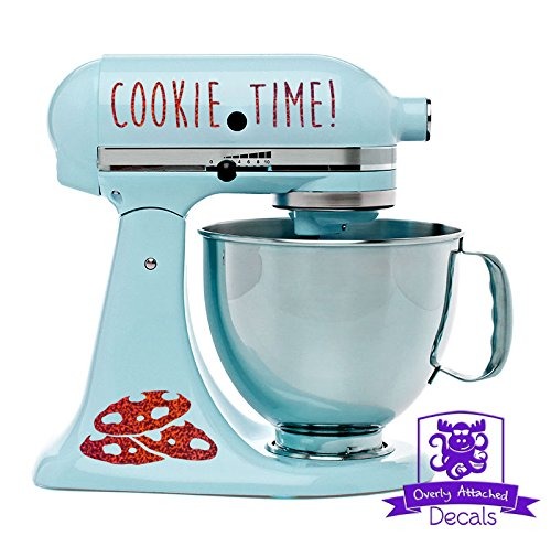 cookie-time-cookie-stack-kitchen-stand-mixer-front-back-specialty-vinyl-decal-set-red-metal-flake