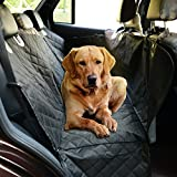 Dog Car Seat Cover, Adoric Life Hammock 600D Heavy Duty Waterproof Scratch Proof Nonslip Durable Soft Pet Back Seat Covers for Cars Trucks and SUV Review