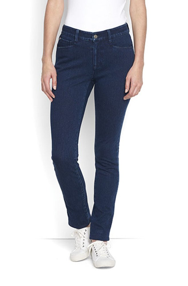 Orvis Women's Concord L-Pockets Jeans, Indigo, 4 by Orvis