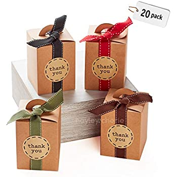 """4/""""x4/"""" Cube Favor Gift Box,Wedding Baby Shower Party Candy Soap Candle 3/""""x3/"""""""
