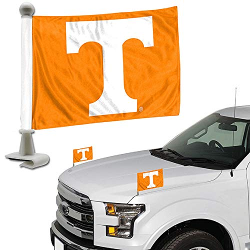 ProMark NCAA Tennessee Volunteers Flag Set 2Piece Ambassador Styletennessee Volunteers Flag Set 2Piece Ambassador Style, Team Color, One Size