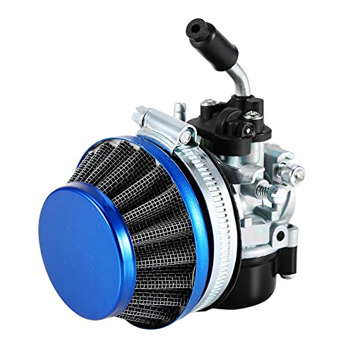 Carburetor Air Filter, Motorized Bike Racing Carb Carburetor Air Filter 50 80 cc 2 stroke Gas Bicycle