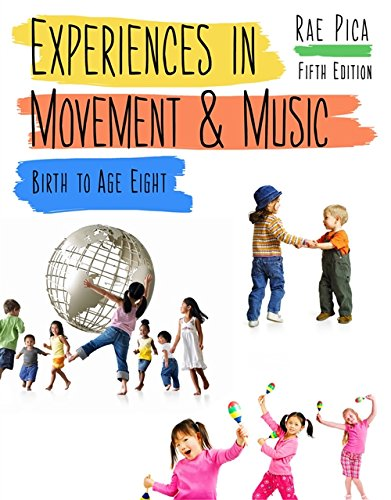 Experience Music Book - Experiences in Movement and Music