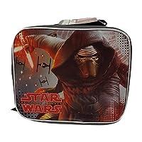 Bolsa de almuerzo rectangular Star Wars Disney S7COR02ZA, Talla única, Gris