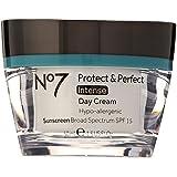 Boots No7 Protect & Perfect Intense Day Cream, SPF 15, 1.69 fl oz