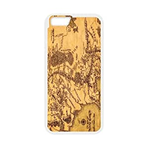 iPhone6s Plus 5.5 inch Phone Case White Lord of the Rings UYUI6816276