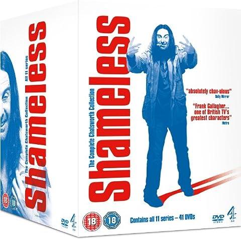 Shameless - Complete Series / Season 1-11 Uncut Original British Version [NON-U.S.A. FORMAT: PAL + REGION 2 + U.K. (Shameless Complete Series Dvd)