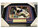Nolan Ryan Signed Photo - 8x10 Fight Vs Ventura Framed Hologram - Autographed MLB Photos
