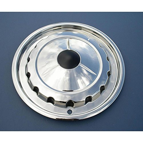 Eckler's Premier Quality Products 57-243110 Chevy Wheel Cover, Full, Bel Air,