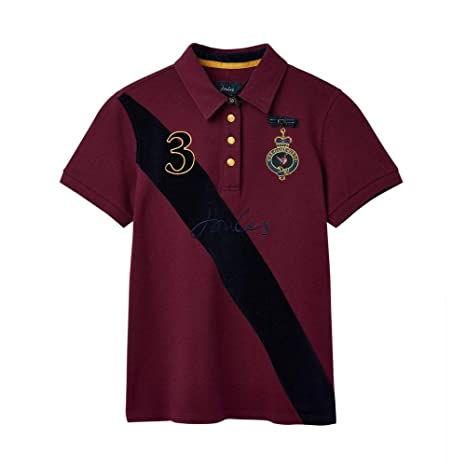 Joules Claredon Polo Shirt: Amazon.es: Deportes y aire libre