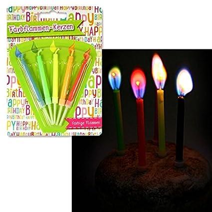Amazon.com: Trendhaus Trendhaus937957 - Velas de llama para ...