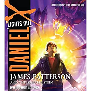 Daniel X: Lights Out Audiobook