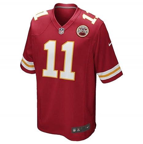 a4d4c083c Image Unavailable. Image not available for. Color  Nike Alex Smith Kansas  City Chiefs ...