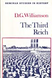 The Third Reich, Williamson, D. G., 0582353068