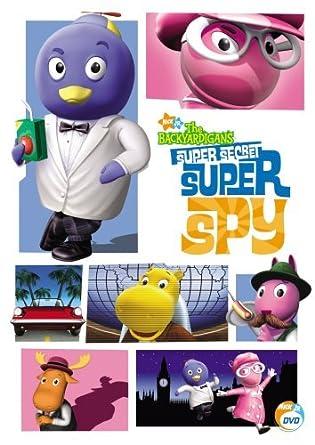 backyardigans super spy adventure free game