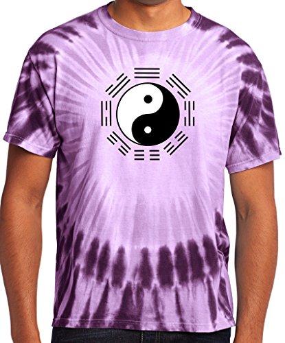 yin yang shirt tie dye - 4