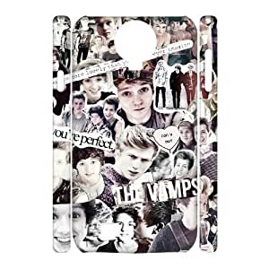 T-TGL(RQ) Samsung Galaxy S4 I9500 3D Durable Phone Case The Vamps with Hard Shell Protection