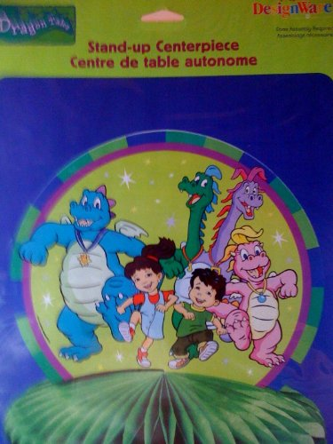 Dragon Tales Stand-Up Centerpiece (1ct)