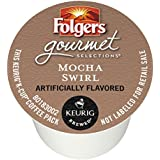 Folgers Gourmet Selections Mocha Swirl K-Cups, 24 Count