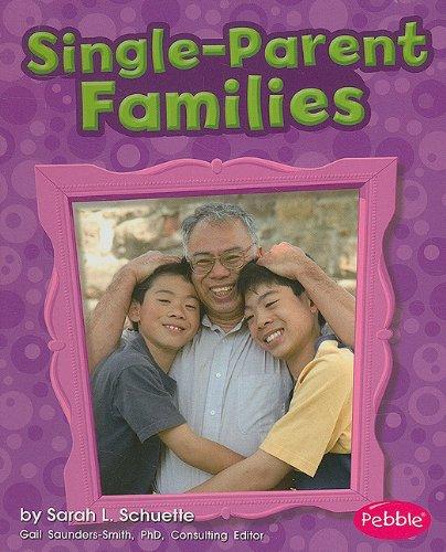 Single-Parent Families (My Family) ebook