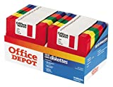 Office Depot(R) 3 1/2'' Bulk Diskettes, IBM(R) Format, DS/HD, Rainbow, Box Of 50