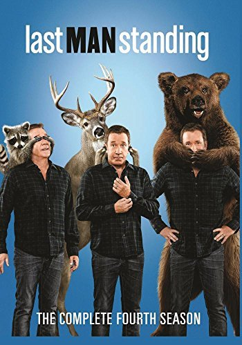 Last Man Standing: Season 4 by Tim Allen