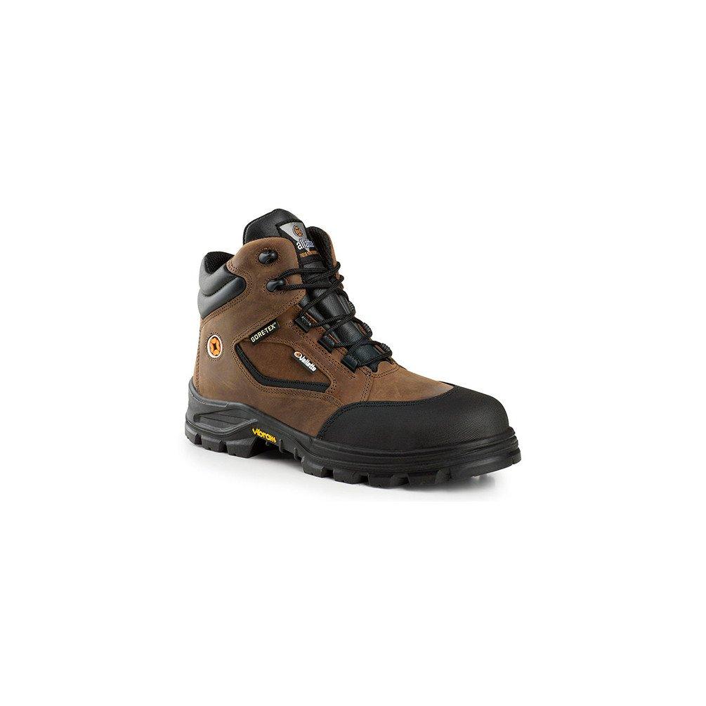 e184ff7bc71932 Jallatte Chaussure de sécurité montante JALROCHE SAS GORE S3 CI HI WR HRO  SRC: Amazon.fr: Vêtements et accessoires