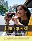 img - for Claro que si!, Enhanced (World Languages) book / textbook / text book