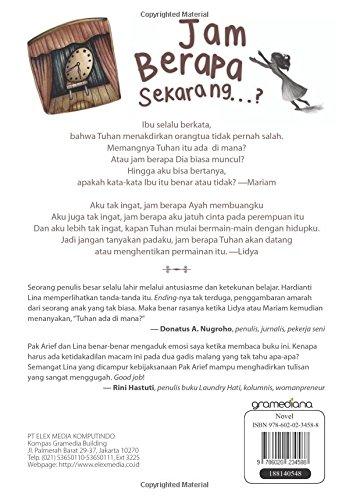 Jam Berapa Sekarang Indonesian Edition Hardianti Lina 9786020234588 Amazon Com Books