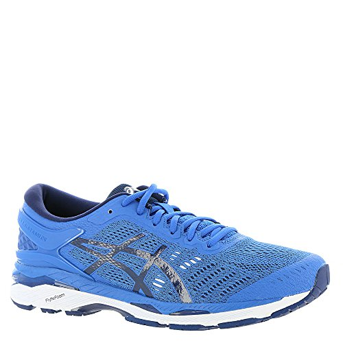 ASICS Herren Gel-Kayano 24 Laufschuhe Victoria Blue / Indigo Blau / Weiß