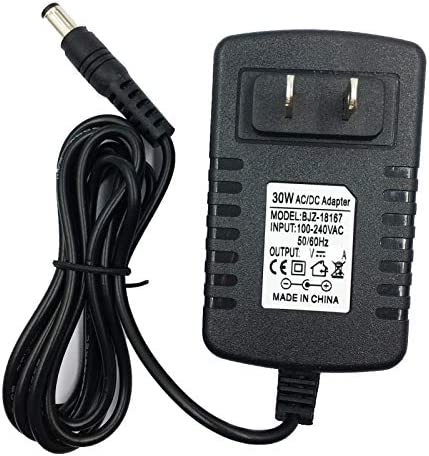 30W Power Cord Adapter Replacement for Alexa Show 8, Alexa Show second Gen, Alexa third Gen, Alexa Plus second Gen and Alexa Show 10 (third Gen), AC Power Supply
