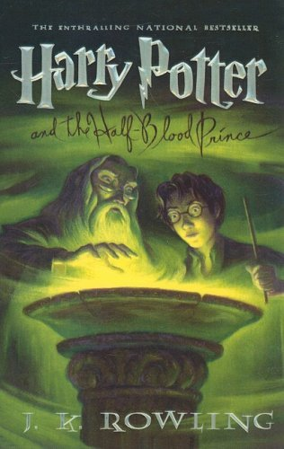 Download By J. K. Rowling Harry Potter and the Half-Blood Prince [Library Binding] ebook