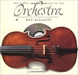 Book The Young Person's Guide to the Orchestra (Book & CD)