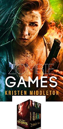 Zombie Games (Uncut) Boxed Set cover