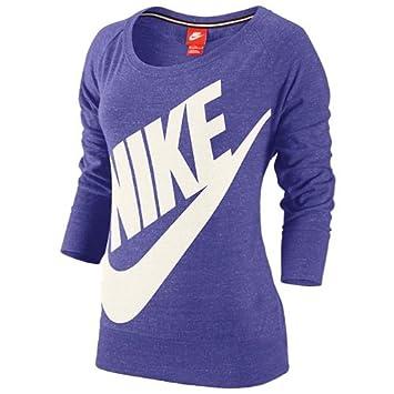 Nike Sweatshirt Gym Vintage Logo Crew - Sudadera para Hombre: Amazon.es: Deportes y aire libre