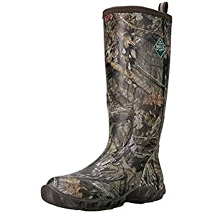 Muck Boot Men's Woody Blaze Cool Snake Boot Hunting Shoes, Mossy Oak, 12 D US