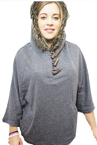 English Heritage - Poncho - Basic -  donna