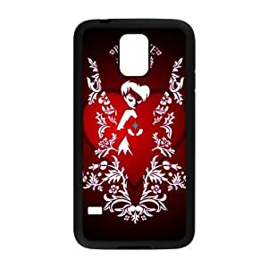 Custom Tinker Bell Phone Case Cover Protection for Samsung Galaxy S5 i9600 TPU