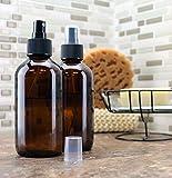 Cornucopia 8-Ounce Amber Glass Fine Mist Spray