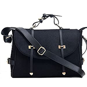 New Women Handbag Shoulder Bags Tote Purse Faux Leather Women Messenger Hobo Bag