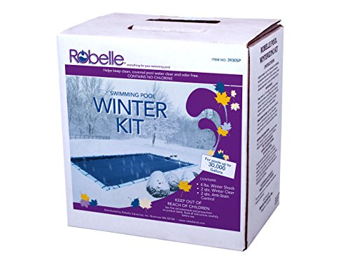 Robelle 3930SP Swimming Pool Winter Kit for Pools Up to 30000-Gallon