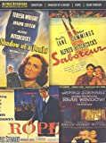 Alfred Hitchcock The Masterpiece Collection - Rear Window / Saboteur / Shadow of a Doubt / Rope (DVD)
