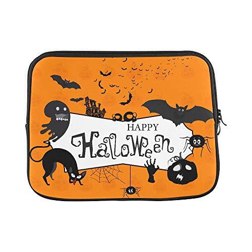 Design Custom Happy Halloween Cat Magic Witch Night